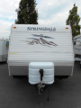 Used 2009 Keystone Springdale 252RDLS Travel Trailer For Sale