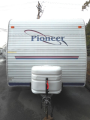 Used 2004 Fleetwood Pioneer 18T6 Travel Trailer For Sale