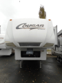 Used 2009 Keystone Cougar 318SAB Fifth Wheel For Sale