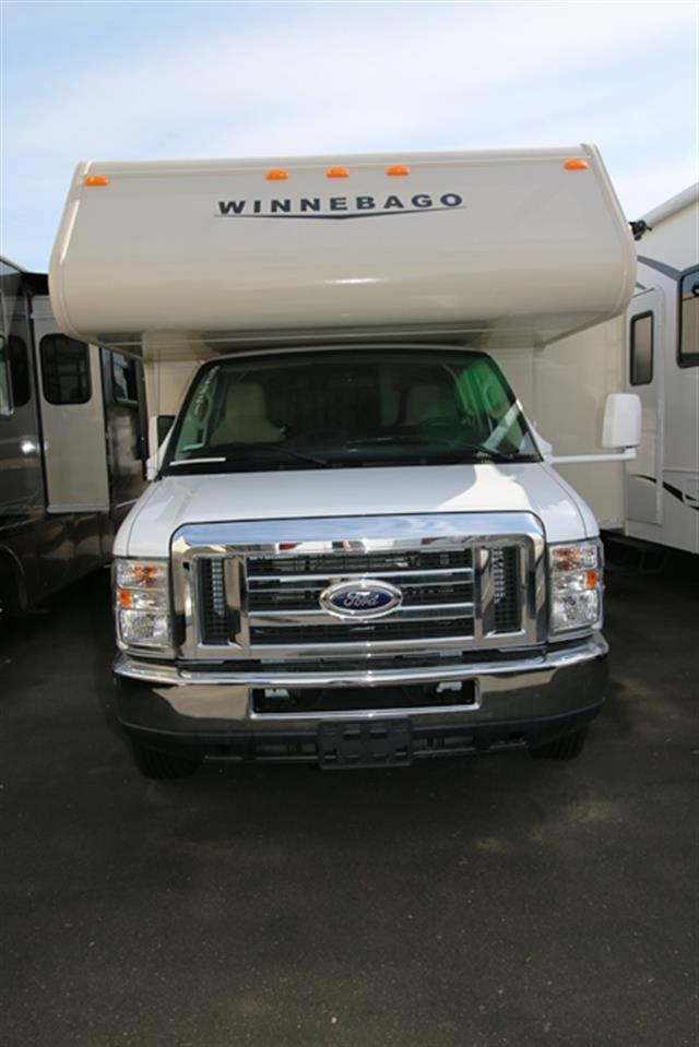 New 2015 Winnebago Minnie 27Q Class C For Sale