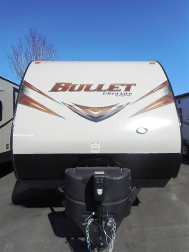 New 2015 Keystone Bullet 285RLSWE Travel Trailer For Sale
