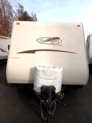 Used 2010 R-Vision Trail Sport TS-27QBSS Travel Trailer For Sale