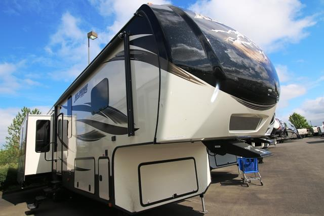 New 2016 Keystone Alpine 3510RE Fifth Wheel For Sale