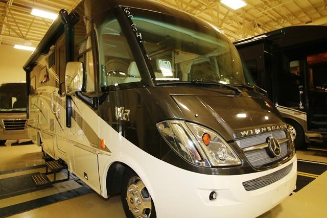 New 2016 Winnebago VIA 25Q Class A - Diesel For Sale