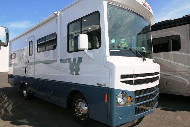 New 2016 Winnebago Brave 26A Class A - Gas For Sale