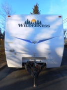 Used 2007 Fleetwood Wilderness 270FQ Travel Trailer For Sale