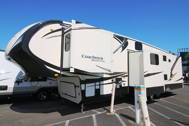 New 2016 Coachmen BROOKSTONE 395RL Fifth Wheel For Sale