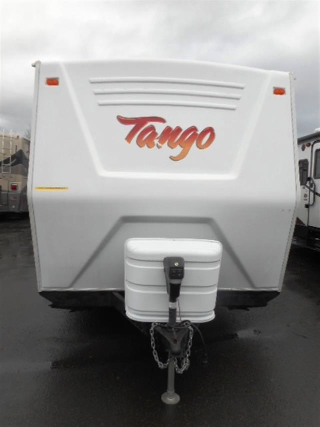 Used 2011 Forest River Tango 256 RKS Travel Trailer For Sale