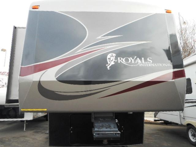 2010 ROYALS INTERNATIONAL Carriage