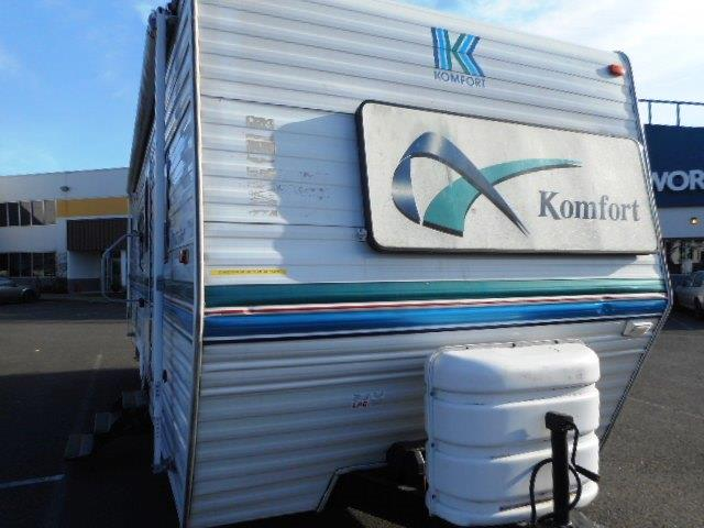 Used 2000 Komfort Komfort 25TBS Travel Trailer For Sale
