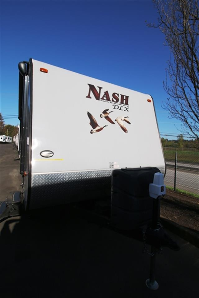 Used 2012 Northwood Manufacturing Nash 18L Travel Trailer For Sale