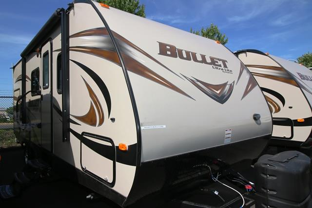 New 2015 Keystone Bullet 212RBSWE Travel Trailer For Sale