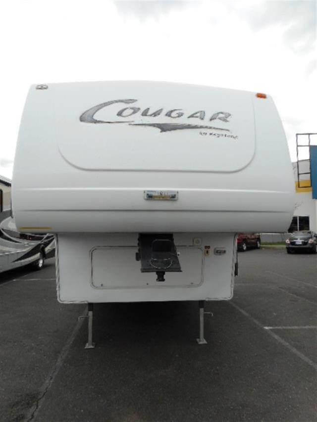 Used 2006 Keystone Cougar 244EFS Fifth Wheel For Sale