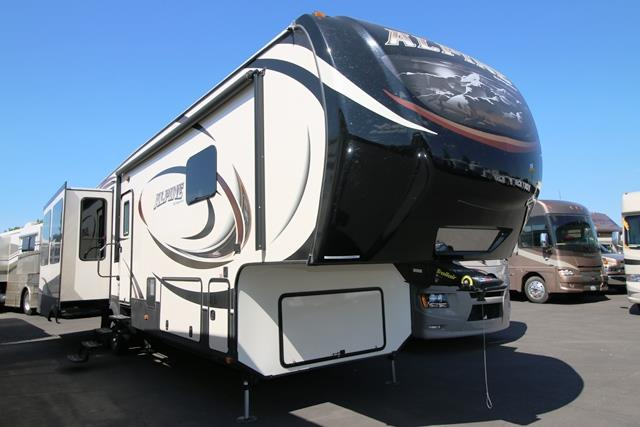 New 2016 Keystone Alpine 3536RE Fifth Wheel For Sale