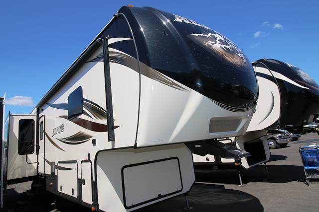 New 2016 Keystone Alpine 3601RS Fifth Wheel For Sale