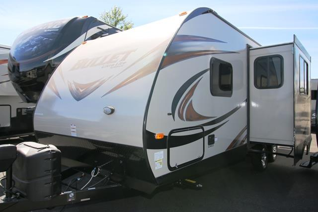 New 2016 Keystone Bullet 247BHSWE Travel Trailer For Sale