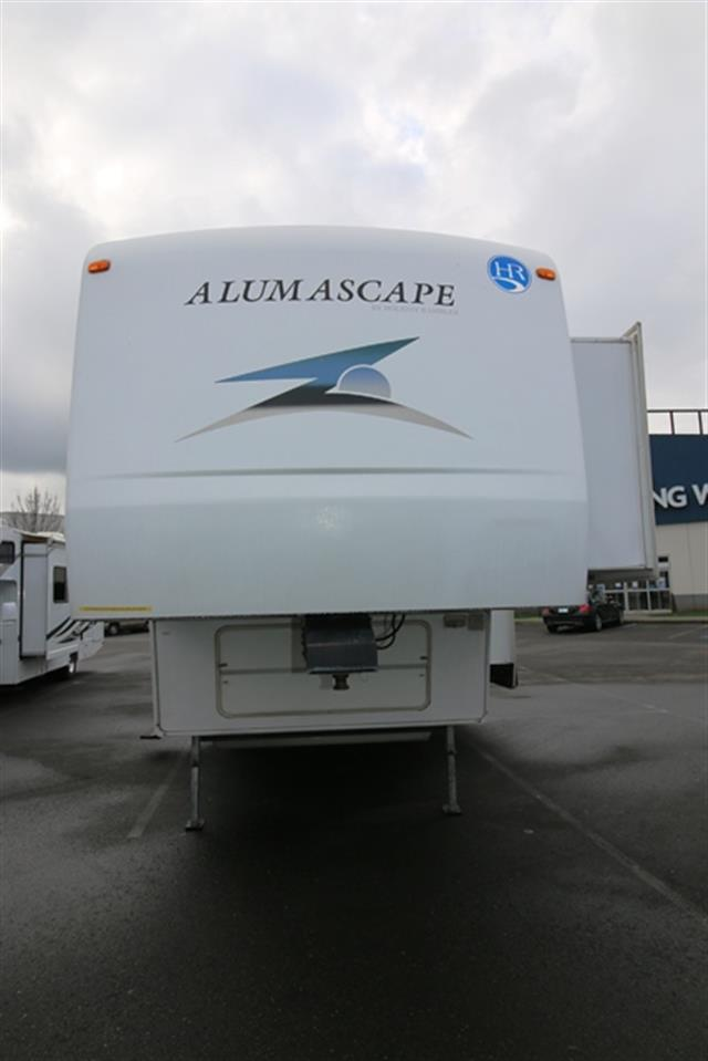 Used 2003 Holiday Rambler Alumascape 29RKD Fifth Wheel For Sale