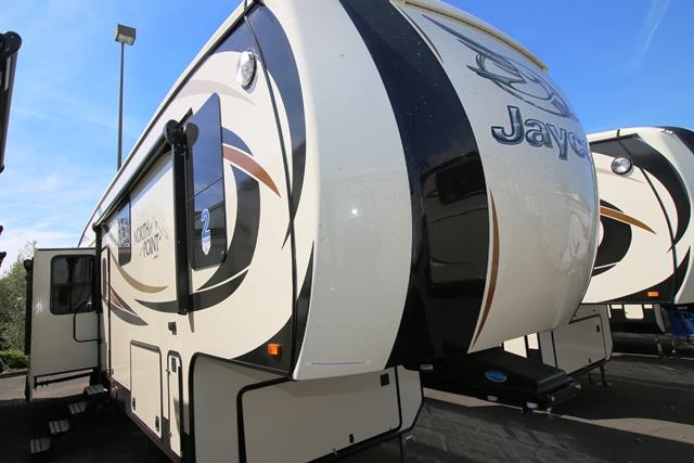 New 2016 Jayco NORTH POINT 341RLTS Fifth Wheel For Sale