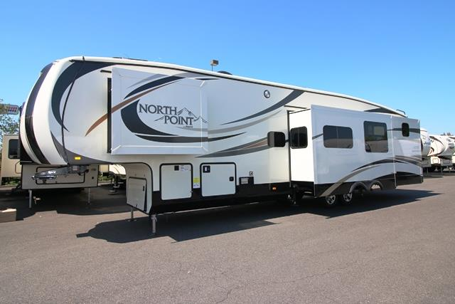 New 2016 Jayco NORTH POINT 375BHFS Fifth Wheel For Sale