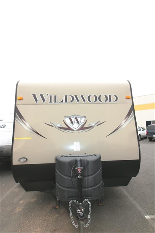 Used 2014 Forest River Wildwood T23FBS Travel Trailer For Sale