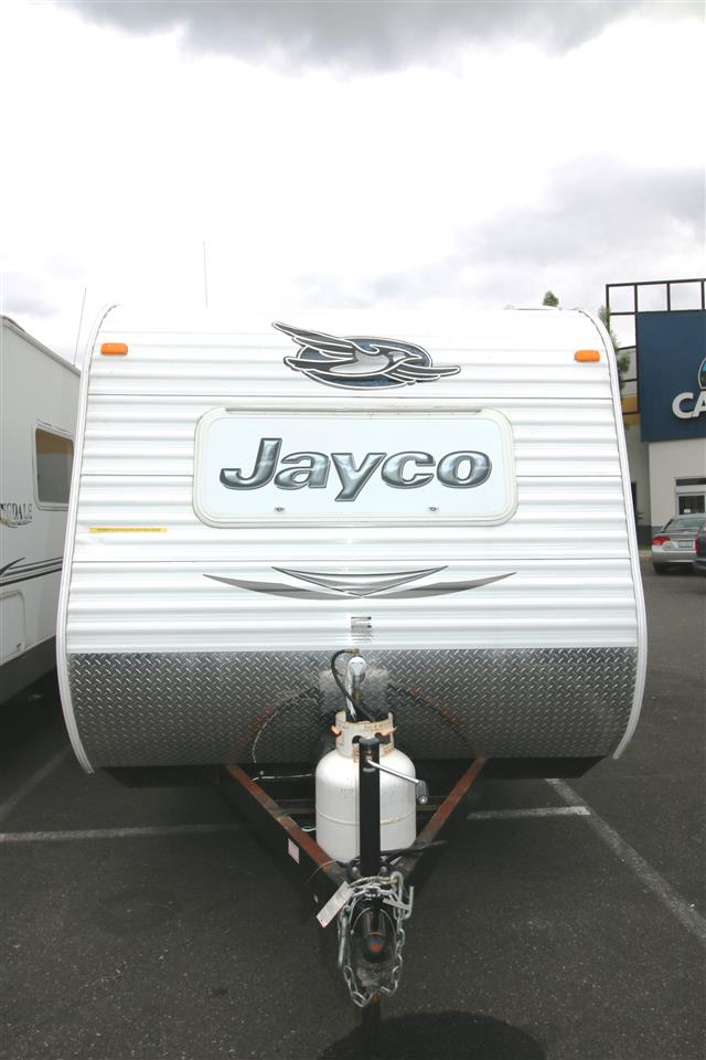 Used 2015 Jayco JAY FLIGHT SLX 185RB Travel Trailer For Sale