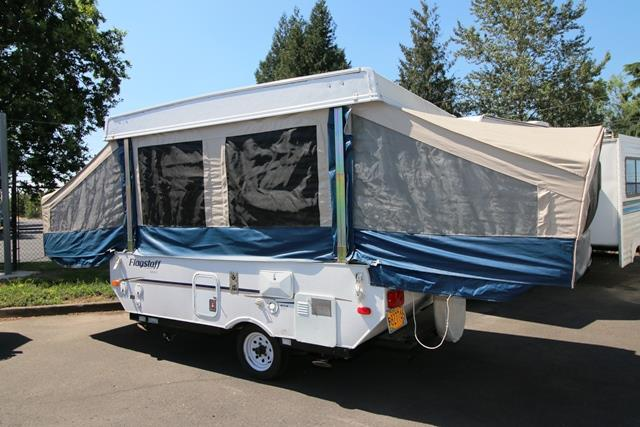 Used 2008 Forest River Flagstaff 205 MAC Pop Up For Sale