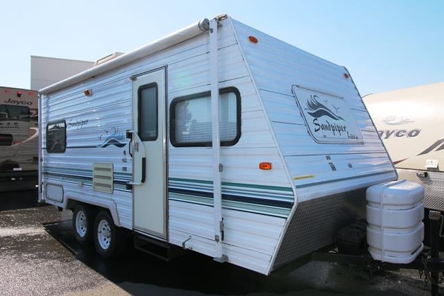 Used 2000 Forest River Sandpiper 19FDLT Travel Trailer For Sale
