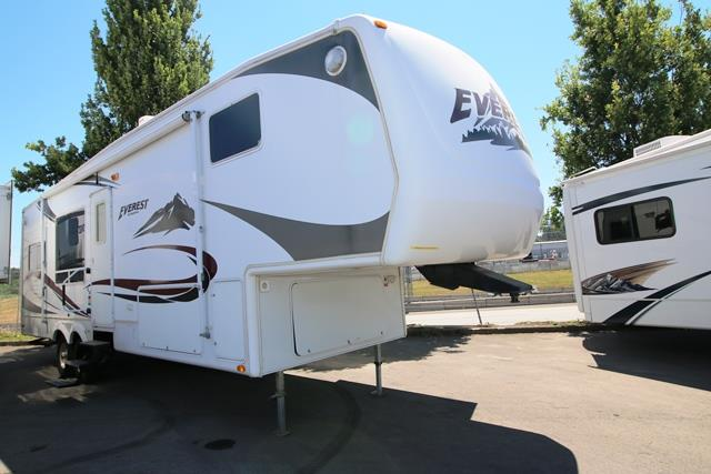Used 2007 Keystone Everest 294L Fifth Wheel For Sale