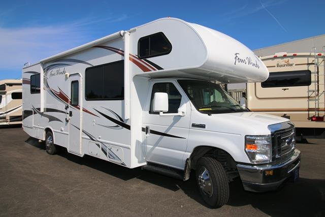 Used 2012 THOR MOTOR COACH Fourwinds 28Z Class C For Sale