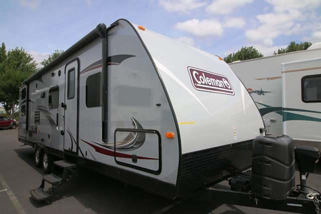 Used 2014 Dutchmen Coleman 281BHS Travel Trailer For Sale