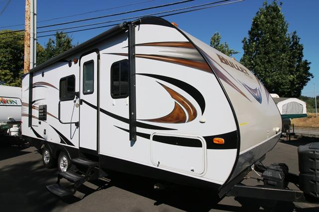 Used 2014 Keystone Bullet 230BHS Travel Trailer For Sale