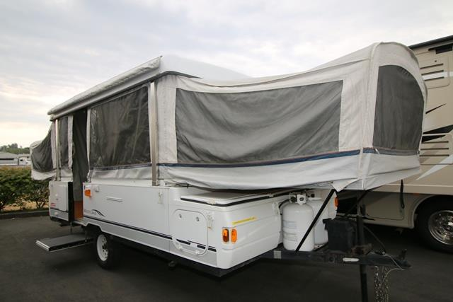 Used 2003 Fleetwood Coleman WESTLAKE Pop Up For Sale