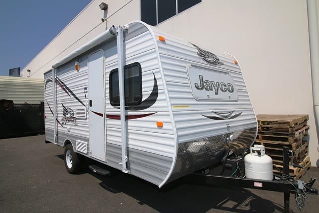 Used 2015 Jayco JAY FLIGHT SLX 184BH Travel Trailer For Sale
