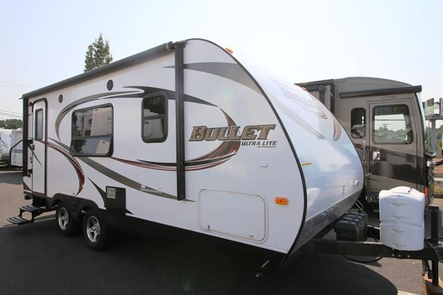 Used 2014 Keystone Bullet 204RB Travel Trailer For Sale