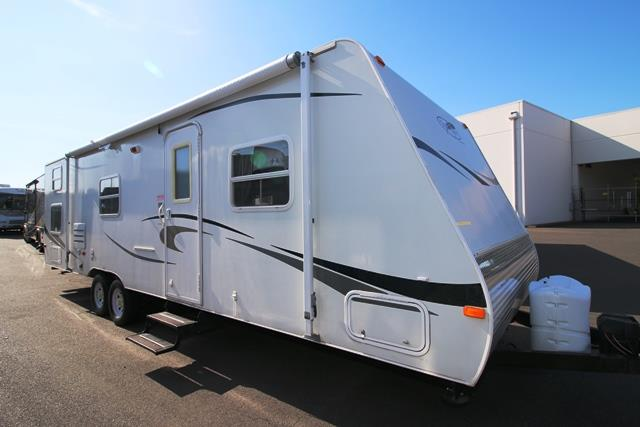 Used 2007 R-Vision Trail Lite 27QBSS Travel Trailer For Sale