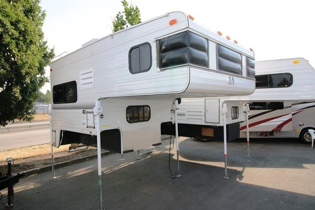 Used 2003 S&S S&s BITTERROOT Truck Camper For Sale
