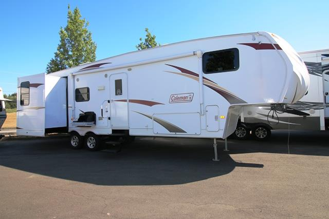 Used 2012 Dutchmen Coleman 325RL Fifth Wheel For Sale