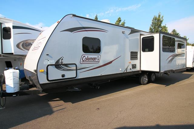 Used 2014 Dutchmen Coleman 297RE Travel Trailer For Sale