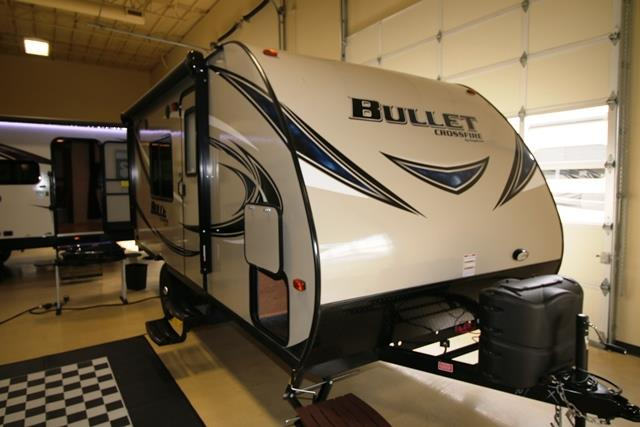 New 2016 Keystone BULLET CROSSFIRE 1800RB Travel Trailer For Sale