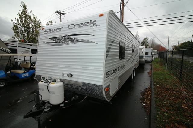 Used 2012 R-Vision SILVER CREEK 26BH Travel Trailer For Sale