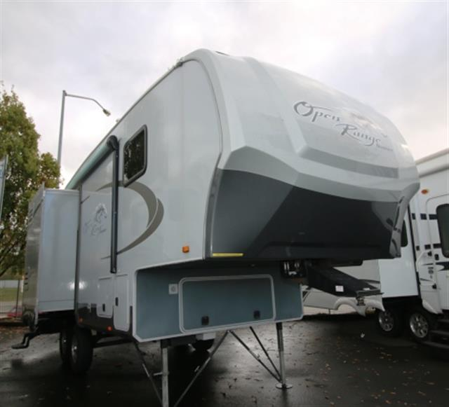 Used 2011 OPEN RANGE OPEN RANGE 280RLS Fifth Wheel For Sale