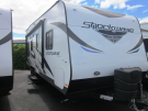 New 2014 Forest River Shockwave 21FQMX Travel Trailer Toyhauler For Sale
