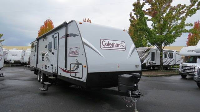 2014 Travel Trailer Coleman Coleman