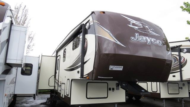 New 2015 Jayco Eagle 31.5RLTS Fifth Wheel For Sale