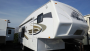 Used 2010 Jayco Eagle 25.5RKS Fifth Wheel For Sale