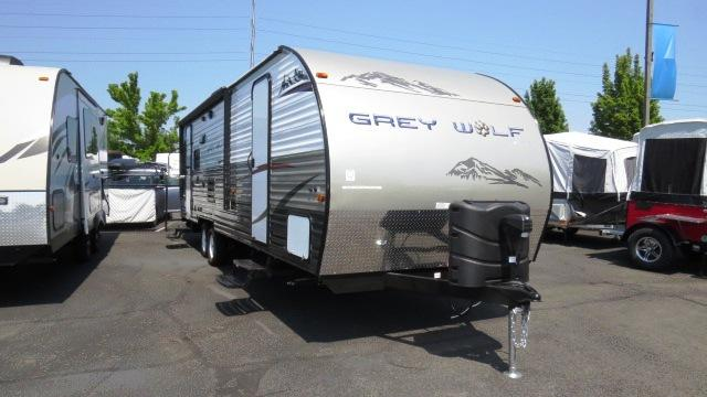 2015 Travel Trailer Forest River Grey Wolf