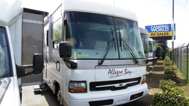 Buy a Used Tiffin Allegro in Hillsboro, OR.