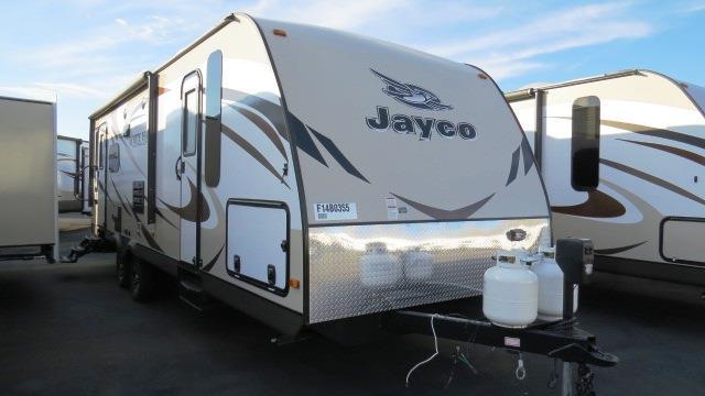 2015 Travel Trailer Jayco WHITE HAWK