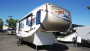 Used 2012 Forest River BROOKSTONE 290 LS Fifth Wheel For Sale