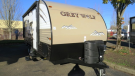 New 2015 Forest River Grey Wolf 19RL Travel Trailer For Sale